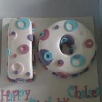 number cakes 5