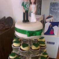 wedding cake irish style